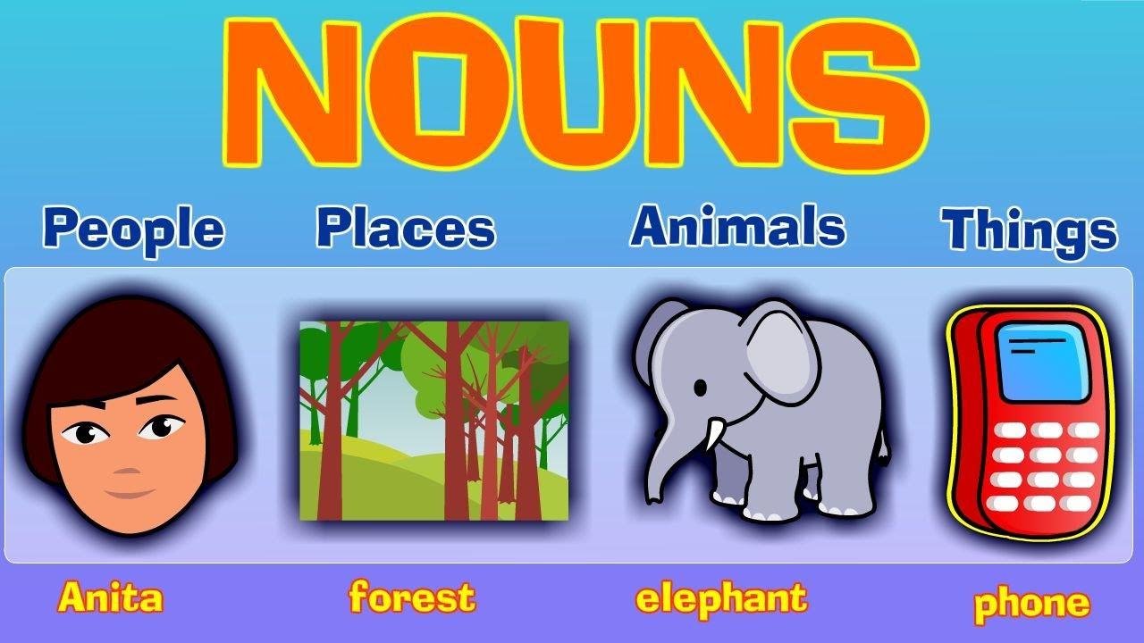 Từ loại trong tiếng Anh: Danh từ